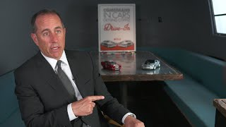 Jerry Seinfeld doesn't let lawsuit dampen 'Comedians in Cars' fun