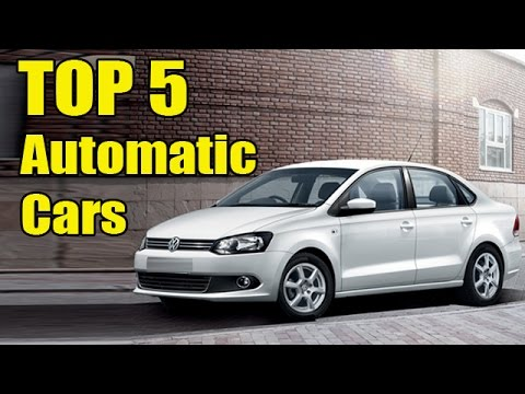 Top 5 Automatic Cars Launched In India 2014 | Diesel & Petrol