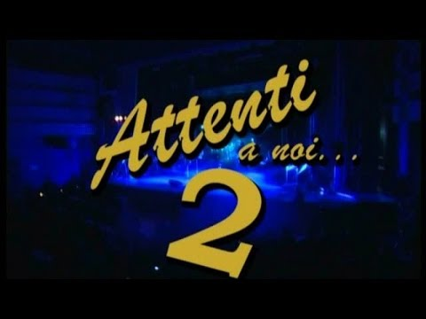 G. Celeste e G. Vezzosi - Attenti a noi 2 -  Completo Ufficiale Seamusica