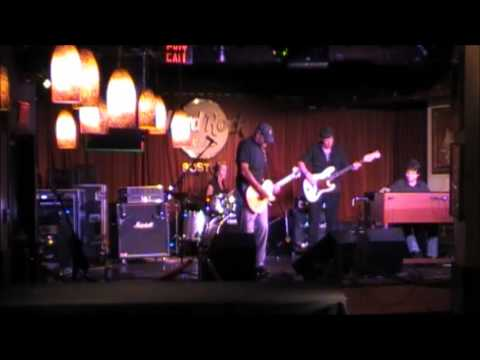 Arthur Holmes Blues Band Live at the Hard Rock Cafe