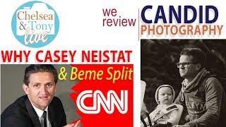 Candid Photo review: Casey Neistat CNN Split, Nikon is #1 , lightroom tips like training (CT Live)