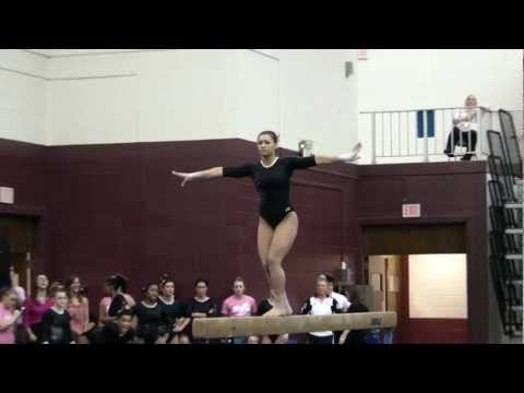 Kristin Edwards - Beam [TWU] 9.250