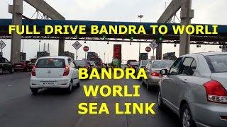 Bandra Worli Sea Link Full ride HD Video May 2014 Mumbai Rajiv Gandhi Sea Link Alertcitizen