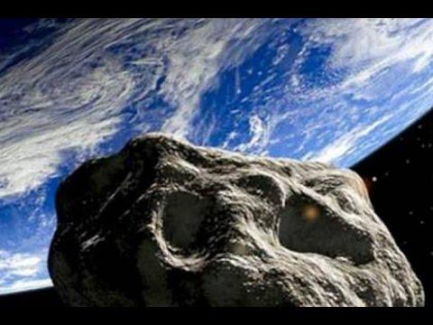 Asteroide 2012 TC4 amenaza la tierra en 2017