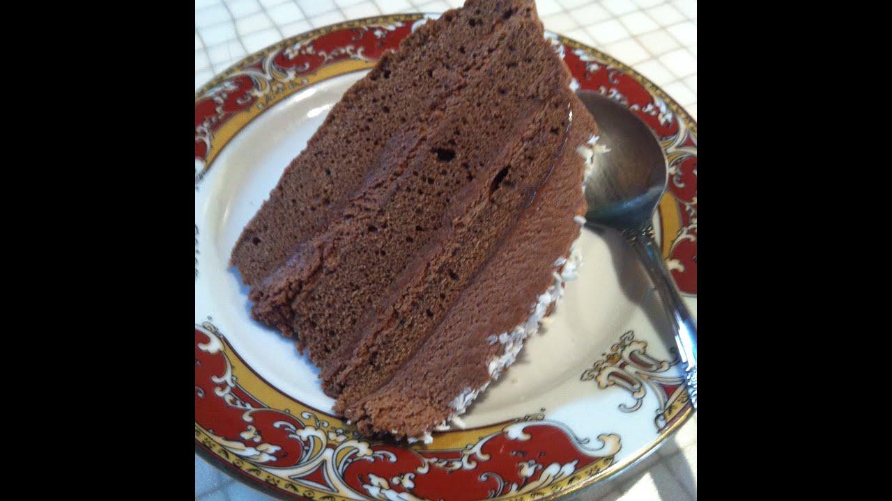 Пошаговые рецепты тортов легких с