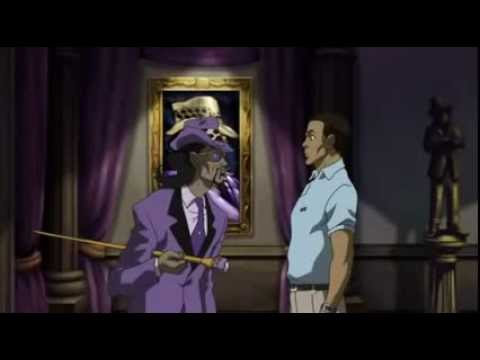 The Boondocks Season 2 Episode 2 Tom, Sarah And Usher video