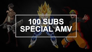 My Demons AMV 100 Subs Special