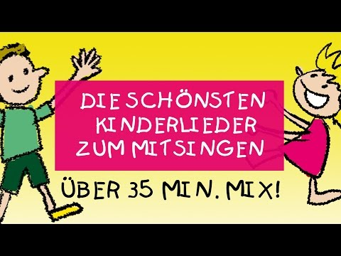 Die schönsten Kinderlieder zum Mitsingen | Kinderlieder deutsch | Mix || Kinderlieder