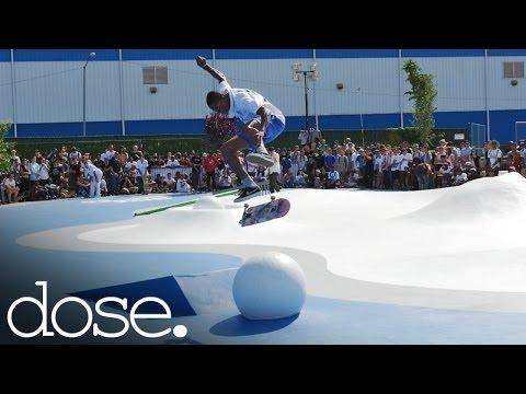 Go Skateboarding Day NYC 2014: Eric Koston, Ishod Wair and NikeSB