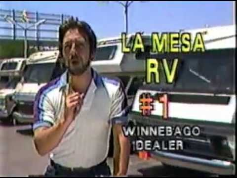 1983 La Mesa RV Center - San Diego, CA. commercial