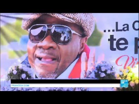 Concert Hommage pour Papa Wemba à Abidjan - CÔTE D'IVOIRE