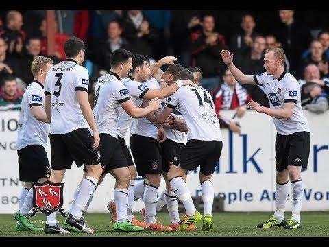 📅 #OnThisDay | Dundalk FC 3-0 Sligo Rovers | 23.05.2014