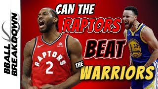 Can The Raptors Solve The Warriors Secret To Success?