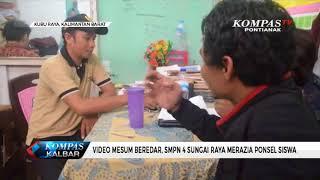 Video Mesum Beredar, SMPN 4 Sungai Raya Merazia Ponsel Siswa - KompasTV Pontianak