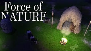 Housing, Animal Taming & Storage Chests | Force of Nature Island Survival | E03