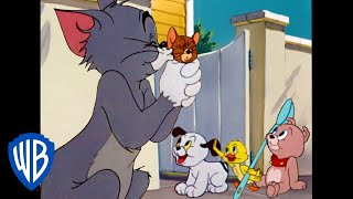 Tom & Jerry | Family Love | Classic Cartoon Compilation | WB Kids