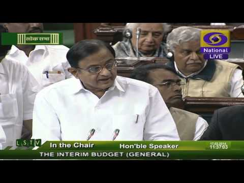 Interim Budget 2014 - 2015 LIVE from Parliament