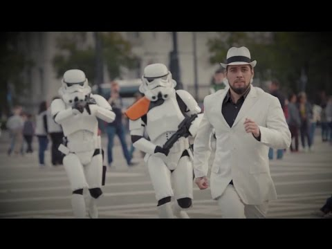 Pannonia Allstars Ska Orchestra - Star Wars - Imperial Reggae