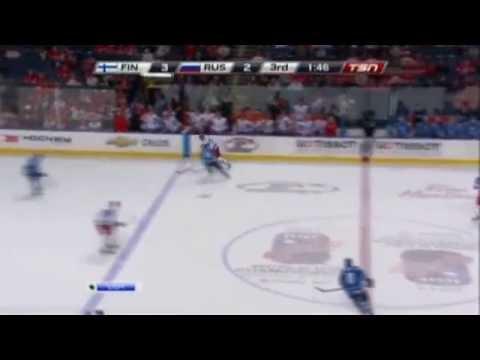 Россия Финляндия, молодёжный чемпионат мира по хоккею, 20011