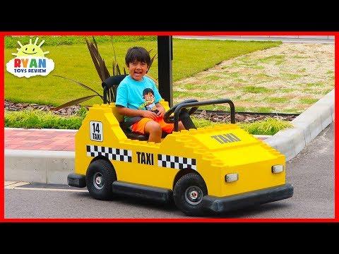LEGOLAND Family Fun Amusement Theme Park for kids!!!