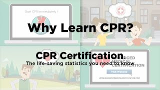 CPR Certification: Why learn CPR?