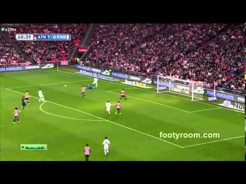 Athletic Bilbao 1 : 0 Real Madrid 7th March, 7 de Marzo 2015