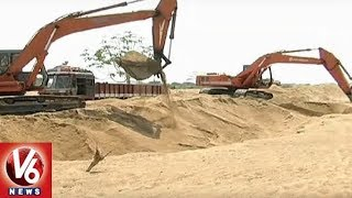 Special Report On Sand Taxi System In Mahabubnagar District