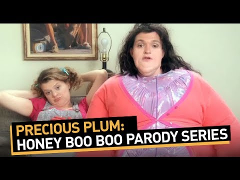 Precious Plum (Honey Boo Boo Parody Series)