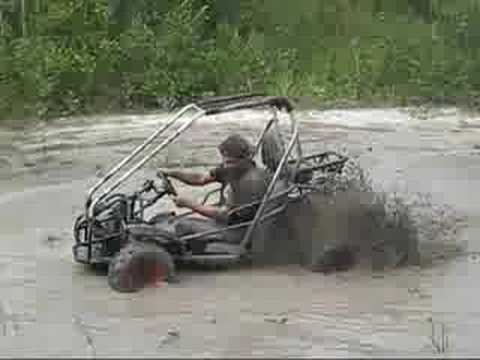 go kart off road rutas en puerto rico
