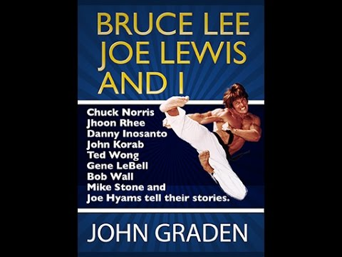 Joe Lewis and John Graden interview Danny Inosanto--Bruce Lee was Tough