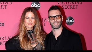 Behati Prinsloo Posts Steamy Instagram Picture for Husband Adam Levine's 40th Birthday - US News