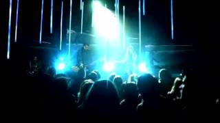 Shiny Toy Guns - Major Tom OFFICIAL EXCLUSIVE LINCOLN LIVE PERFORMANCE