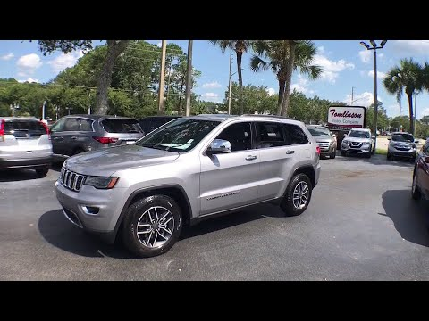2019 Jeep Grand Cherokee Gainesville, Ocala, Lake City, Jacksonville, St Augustine, FL 9134