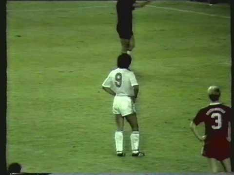 REAL MADRID 4   BAYERN  MUNICH   2 (1985)