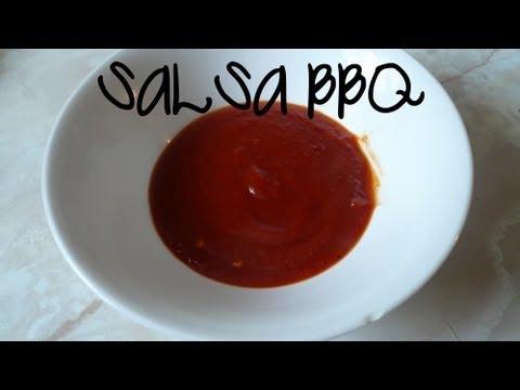 Salsa de Barbecue BBQ - Receta
