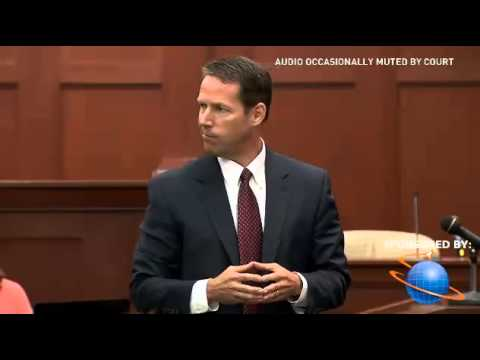 George Zimmerman Trial - Day 1 - Part 1 (Opening Statements)