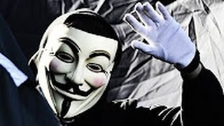 Anonymous - New Year Important Message 2017