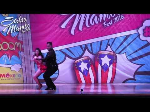 Zeke Ruvalcaba & Leslie Cosyleon | Salsa Mambo Fest 2016