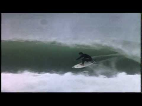 Keoni Cuccia Surfing in France. Sud-Quest. Super 16mm.