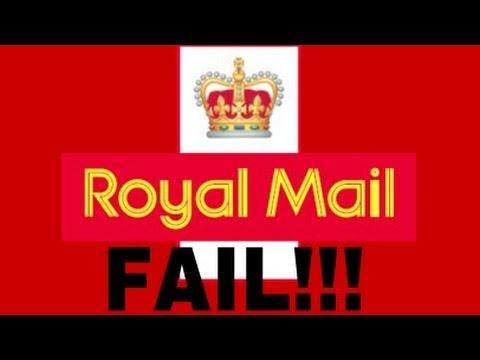 Royal mail fail!!