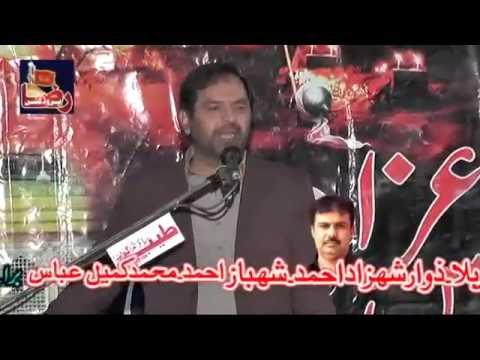 Allama Muhammad Abbas Rizvi | 2 March 2019 | Shahin Colony Gujrat | Raza Production