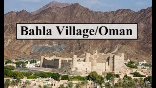 Oman/Nizwa/Bahla Village  Part 31