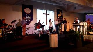Harbor United Methodist Church Praise Band-Hear Our Praises-HD-11/20/11