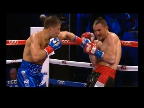 Gennady Golovkin vs Marco Antonio Rubio, KO in 2 rounds, wants Cotto next | S2D