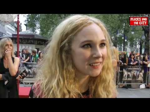 Juno Temple Interview on Angelina Jolie, Maleficent, Anna Karenina & Afternoon Delight