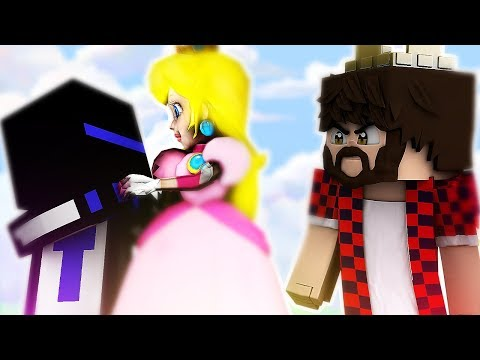 АИД И ТЕРОСЕР ИГРАЮТ В МАРИО ПАТИ - Minecraft Mario Party