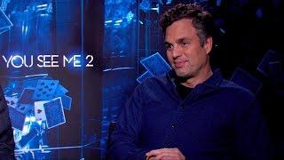 Mark Ruffalo Reveals