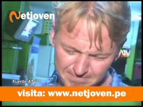 El Gringo Karl lloró tras enterarse de que Flor de Huaraz le fue infiel