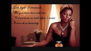 Mary J Blige A dream lyrics