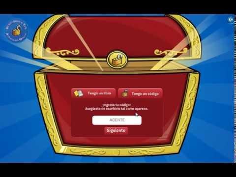 !Club Penguin:Codigos 2,000 Monedas:19 De Agosto!